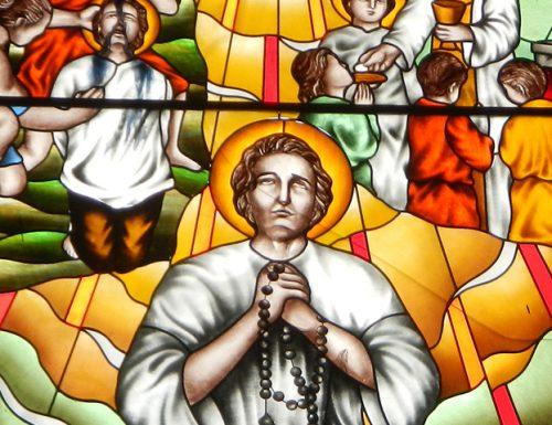 San Lorenzo Ruiz na ndị enyi, Saint of the day maka 22 Septemba