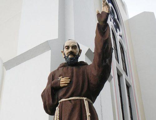 San Pio da Pietrelcina, Saint nke ụbọchị 23 Septemba
