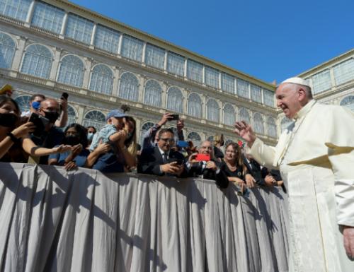 Papa Francis anamwombea 'shahidi wa hisani', kasisi Mkatoliki aliyeuawa nchini Italia