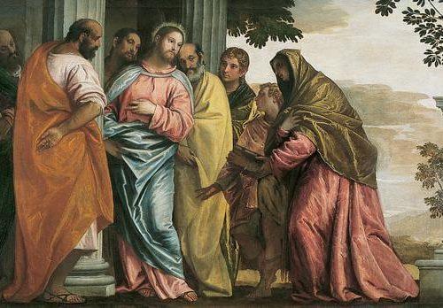 Rifletti, oggi, sull'invito di Gesù a far parte della sua famiglia