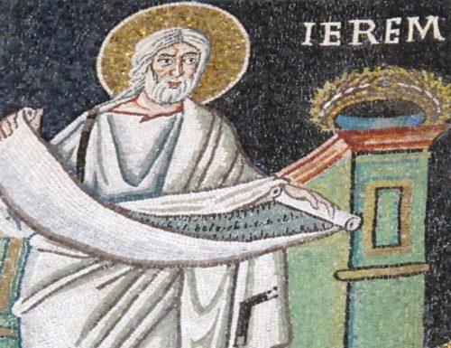 Jeremiah est in veritate dixisti quia nihil est nimis difficile est Deo?