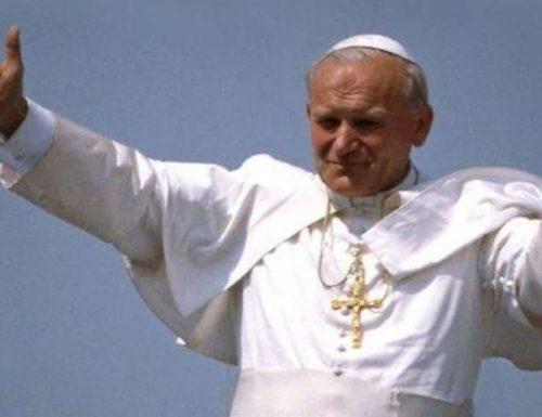 Mtakatifu Yohane Paulo II alieneza sala hiyo kwa Mtakatifu Michael Malaika Mkuu ili kulinda maisha kutoka tumbo la uzazi