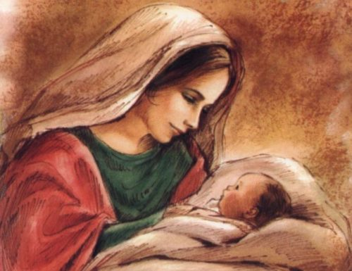 Побожност и молитве у Свето Име Маријино