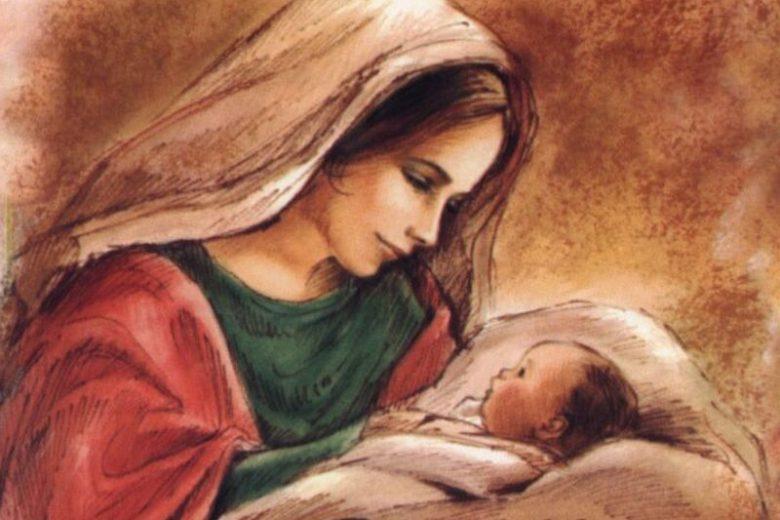 د مریم مقدس نوم ته عقیدت او دعا