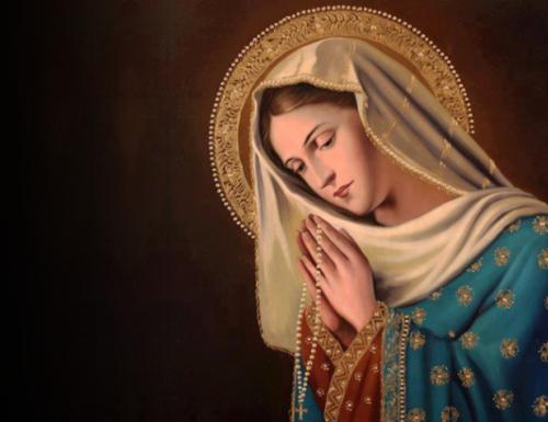 Побожност Маријиних радости: како је рођена, врста молитве