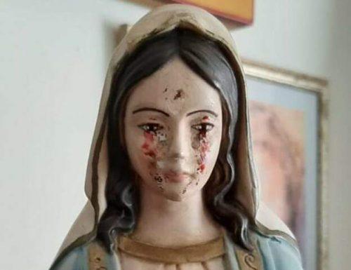 Trevigliano: Madonna di Gisella telah mula menangis darah sekarang