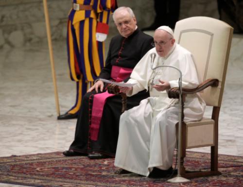 Paus Francis menyokong umat Katolik Poland dalam memerangi pengguguran