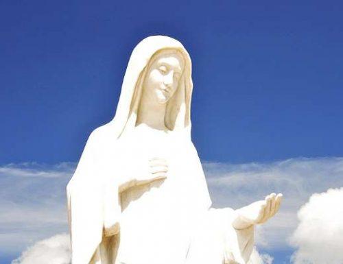 د ورځې وقف: د مریم سره د آسماني روح درلودل