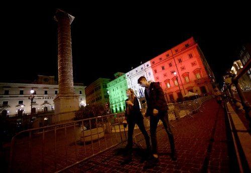 Itali mengumumkan penggunaan langkah baru untuk Covid-19