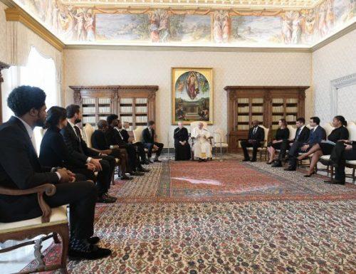 Папа Фрања се у Ватикану састао са синдикалном делегацијом НБА играча