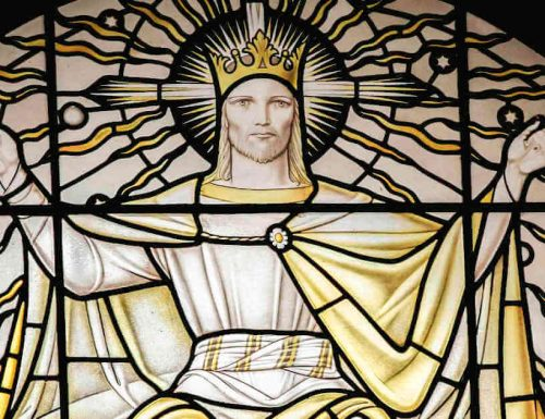 La solennità di Gesù Cristo, Re dell'Universo,Domenica 22 novembre 2020