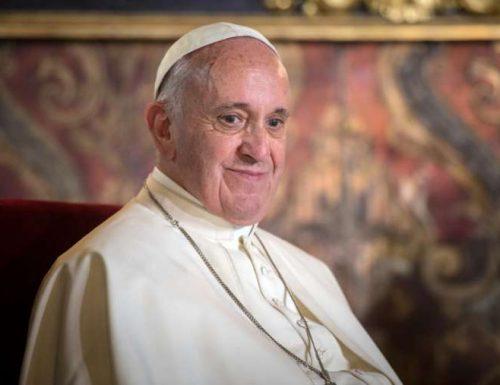 Paus Francis meraikan ulang tahun ke-500 perayaan pertama di Chile