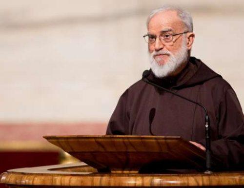 Једноставан свештеник Цркве: Папски проповедник се припрема за именовање за кардинала