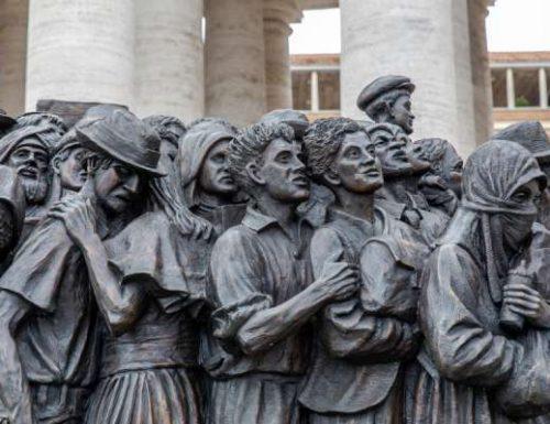Paus Fransiskus: Merawat pelarian yang dilarikan 'virus ketidakadilan, keganasan dan perang'