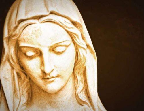 د مریم اوښکو ته وفاداري او د عیسی عالي ژمنې