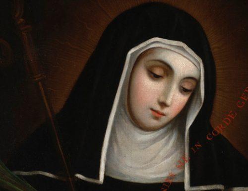 Света Гертруда Велика, светитељка дана 14. новембра