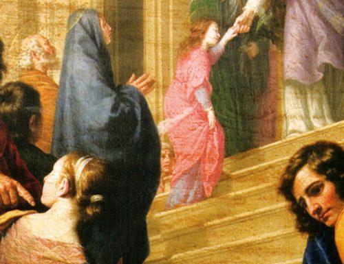 Представљање Блажене Дјевице Марије, празник дана 21. новембра