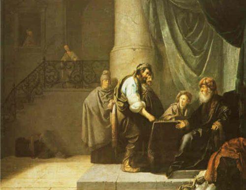 Rifletti, oggi, sulla serietà del Vangelo. Seguire Gesù
