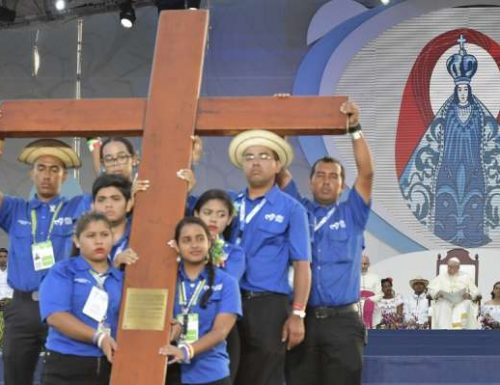 Крст Светског дана младих додељен португалској омладини пре међународног састанка