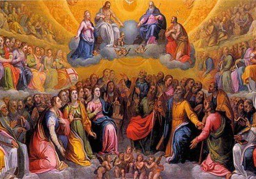 I Santi ci danno un modello da seguire, una testimonianza di carità e di amore