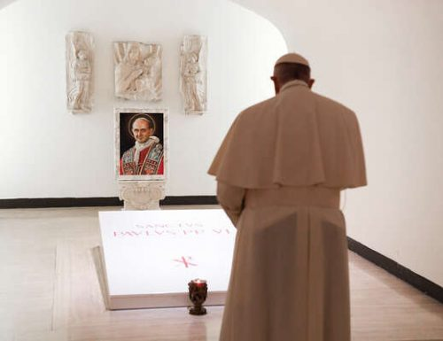 Paus Fransiskus pada hari kematian: Harapan Kristian memberi makna hidup