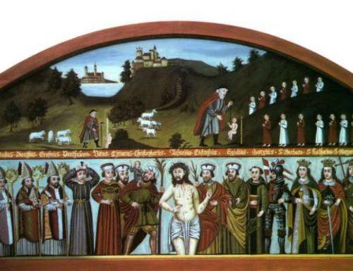 Четрнаест светих помагача: свети куге за време коронавируса