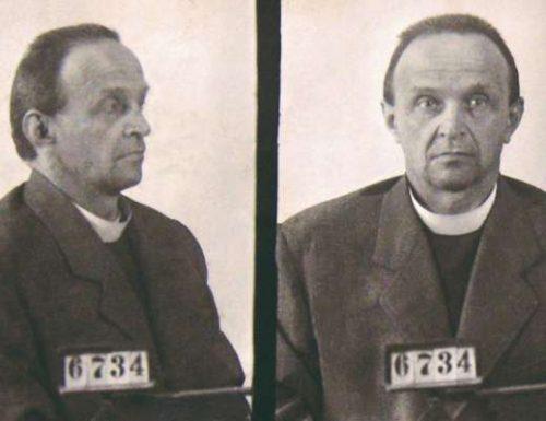 """""""Мученик који је умро од смеха"""": напредак свештеника који су затворили нацисти и комунисти"""