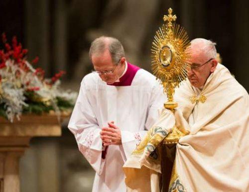 Папа Фрања: На крају пандемијске године, 'хвалимо те, Боже'