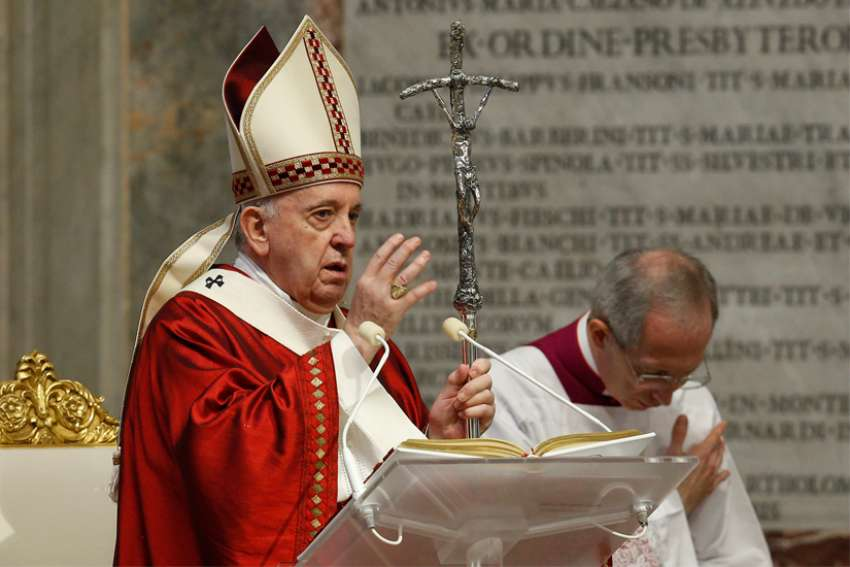 Il vangelo del giorno 22 Gennaio 2021 con il commento di papa Francesco