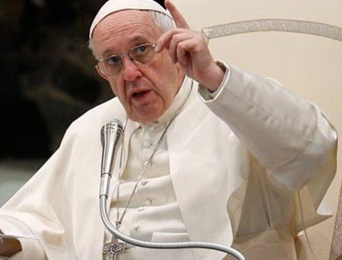 Папа Фрања остаје без речи због немира у Сједињеним Државама