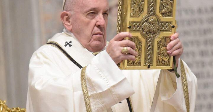 Vangelo del giorno 23 Gennaio 2021 con il commento di papa Francesco