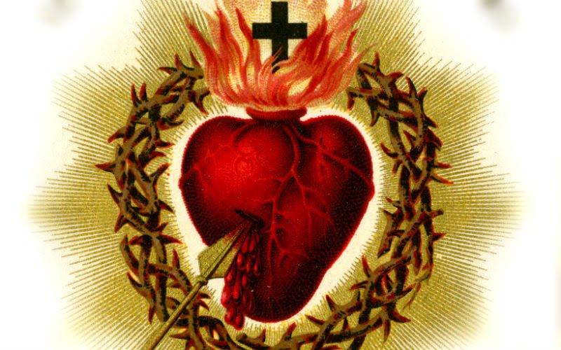 4 preghiere al Sacro Cuore che ogni cattolico deve conoscere