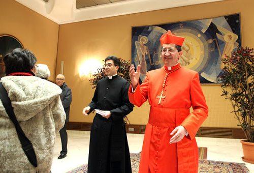 Надбискуп Фиренце кардинал Бетори жали се на недостатак звања у својој бискупији