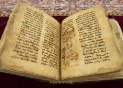 manoscritto papa francesco