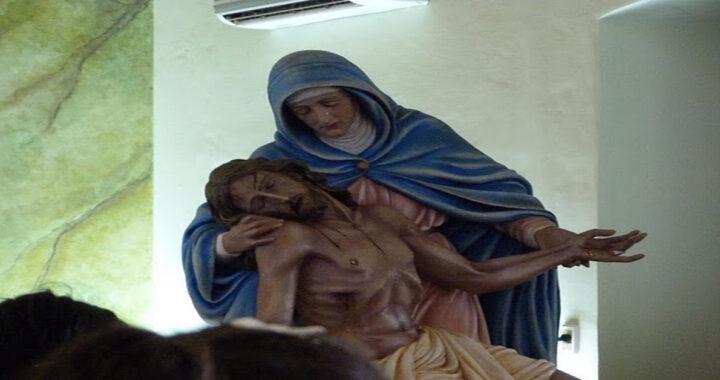 Argentina: la Vergine che piange a San Pablo