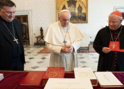پوپ فرانسیسکو
