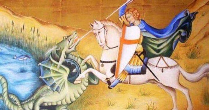 Devozione a San Giorgio: la preghiera che ti avvicinerà al perdono!