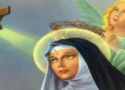 akụkụ nke abụọ ekpere Saint Rita