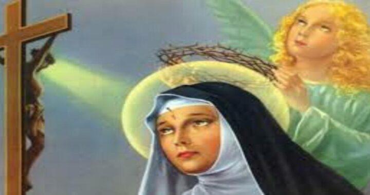 Giovedì parte II: Preghiera a Santa Rita
