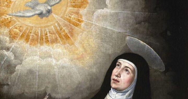 I santi Devoti a San Giuseppe: devozione di Santa Teresa D'avila!