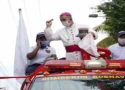 vescovo colombiano