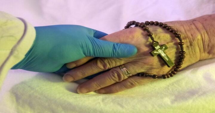 L'impatto del gruppo di preghiera sui pazienti Covid e come hanno risposto con la preghiera