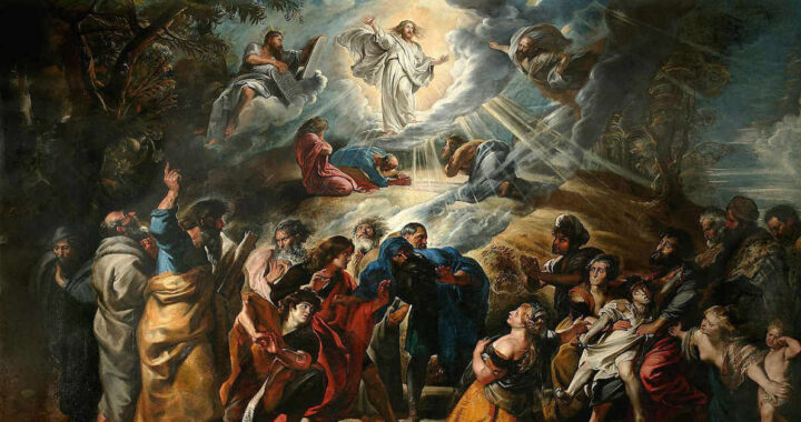 Meditazione del giorno: Trasfigurato nella gloria