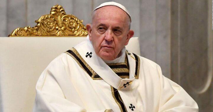 Papa Francesco elogia gli italiani morti nel Congo