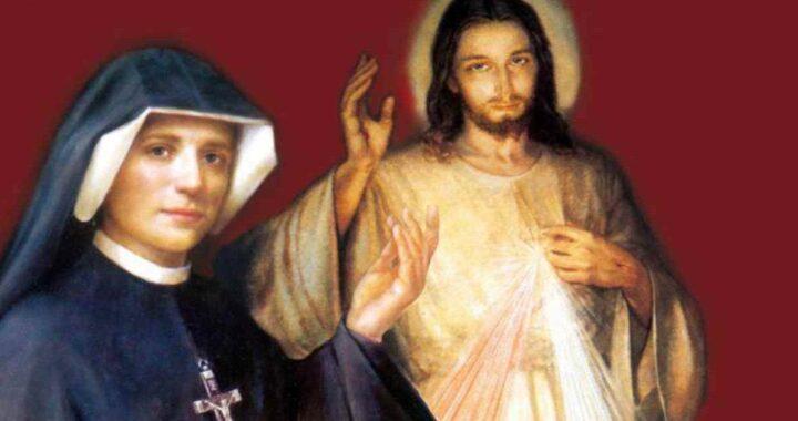 Preghiera a San Faustina: la preghiera che ti allontanerà dai peccati!