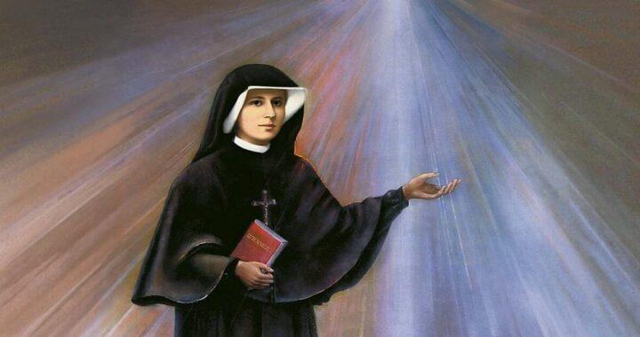Santa Faustina ci dice le difficoltà nella preghiera (dal suo diario)
