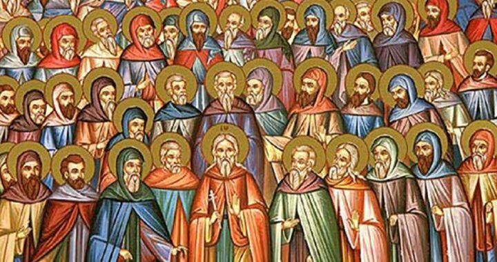 Santità e Santi :chi sono?