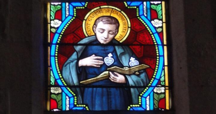 Santo del giorno: San Gabriele dell'Addolorata
