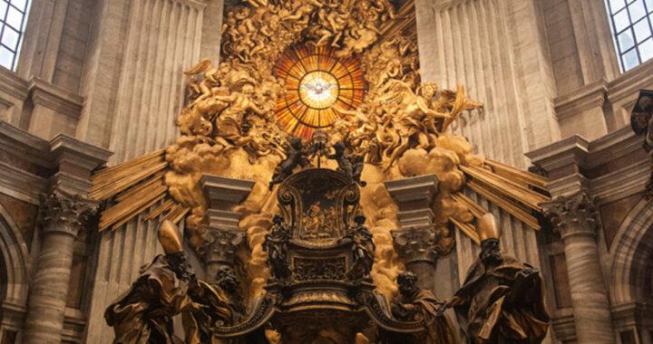 Santo del giorno per il 22 febbraio: la storia della cattedra di San Pietro