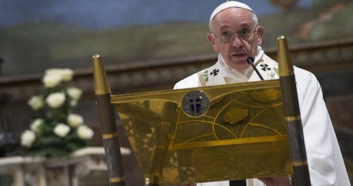 Vangelo del giorno 16 Febbraio 2021 con il commento di papa Francesco